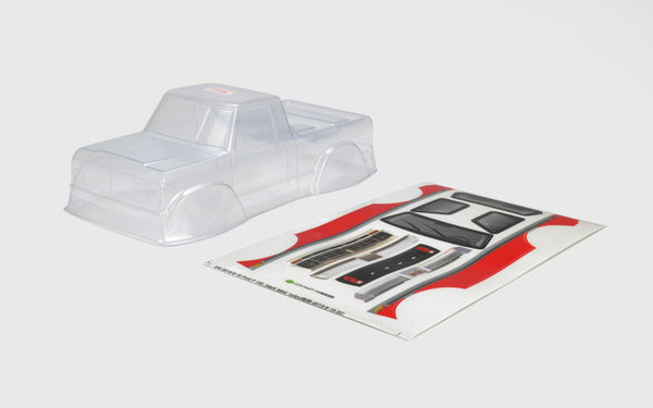 MSA-1E Ford F-150 Clear Body Set