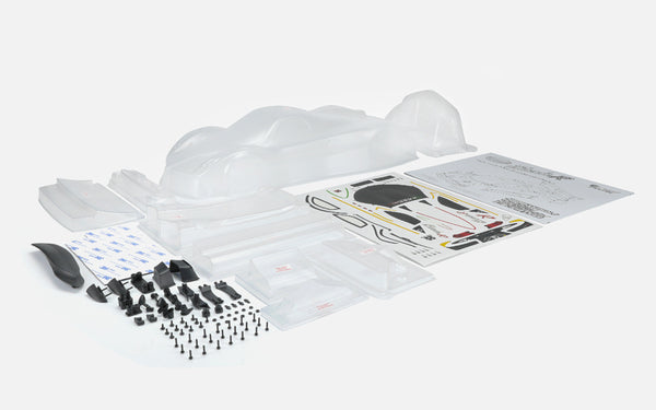 CRFGT Pagani Zonda R Clear/Unpainted Body Set