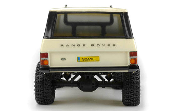 SCA1E Range Rover RTR (No Battery Edition)