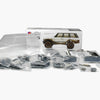 SCA-1E Range Rover Kit (Alloy Wheel Edition)