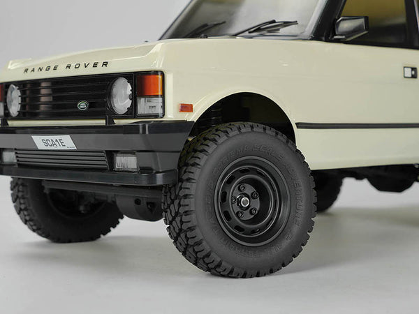 SCA-1E Range Rover Kit (Plastic Wheel Edition)