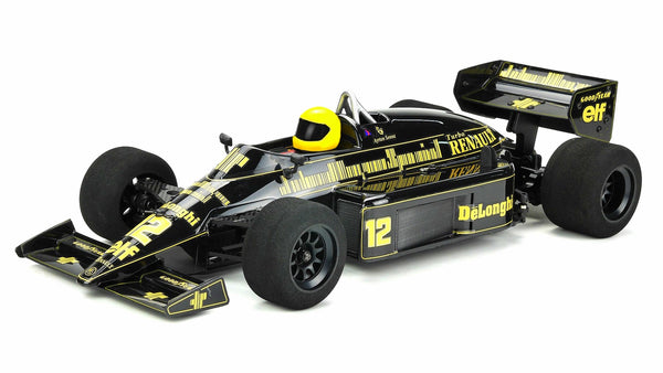 CRF1 Classic Team Lotus Type 98T 1/10th 2WD Kit