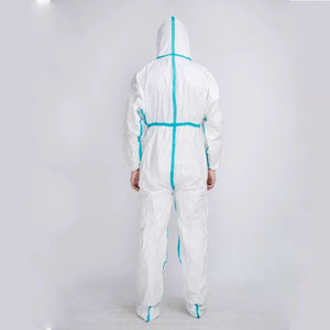 Protective Coverall, 10 pieces