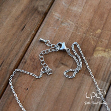 Load image into Gallery viewer, Silver Cross Necklace