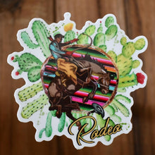 Load image into Gallery viewer, Cactus Rodeo Sticker