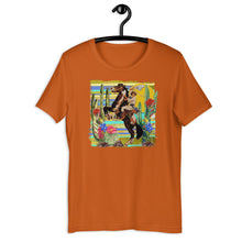 Load image into Gallery viewer, Pinup Cowgirl Unisex T-Shirt
