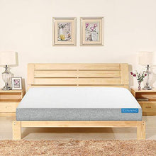 Load image into Gallery viewer, KUNPENG Queen Mattress, Gel Memory Foam Mattress