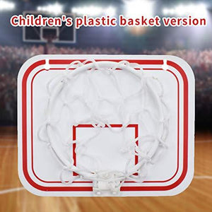 Mini Wall Basketball Over The Door Basketball Hoop Indoor Toys Set