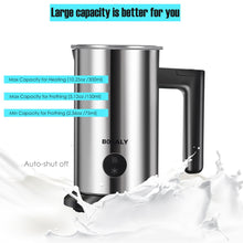 Load image into Gallery viewer, BOSALY Electric Milk Frother