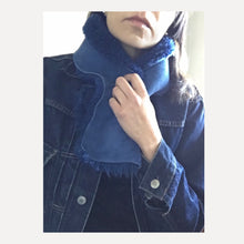 Load image into Gallery viewer, shearling scarves