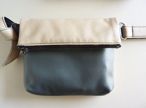 silas multi functional leather mini
