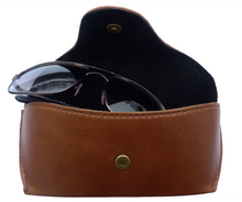 Load image into Gallery viewer, silas leather eyeglass case