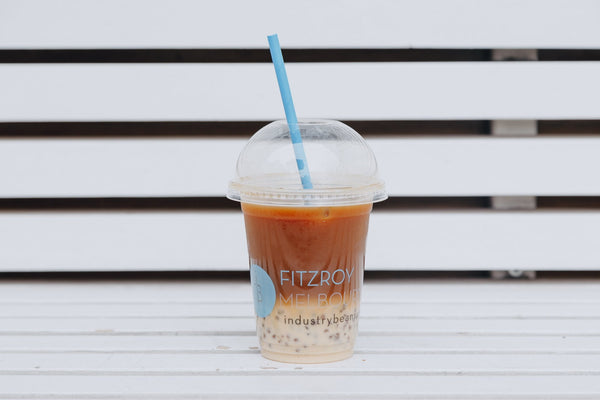 INTRODUCING THE VEGAN ORIGINAL BUBBLE CUP