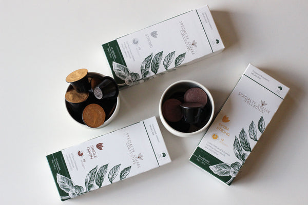 Specialty Coffee Collective Capsules
