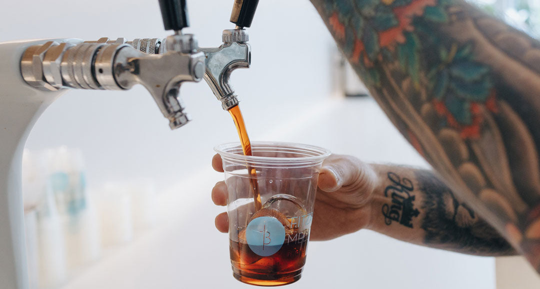 Cold Brew On Tap