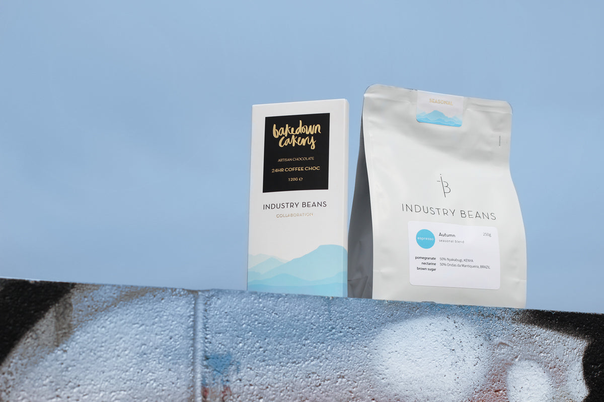 Industry Beans Seasonal Espresso and Chocolate Pack