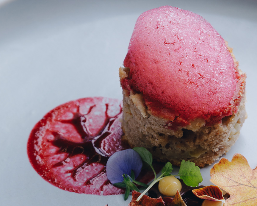 Industry Beans Seasonal Dessert | Fitzroy | Sydney | Brunch