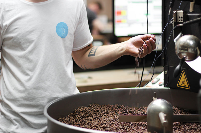 Industry Beans Specialty Coffee Roaster Café Melbourne
