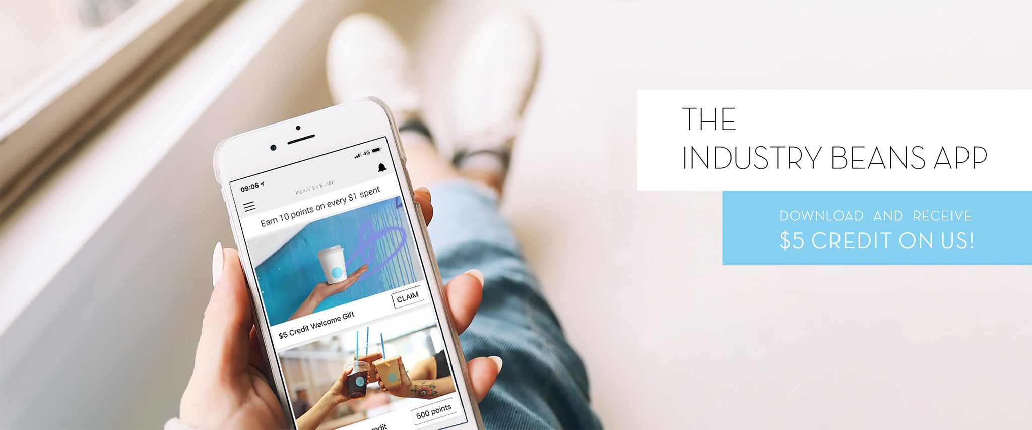 The Industry Beans App