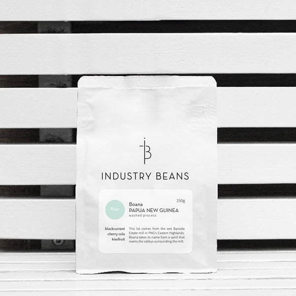 Filter Single Origin - Boana, Papua New Guinea