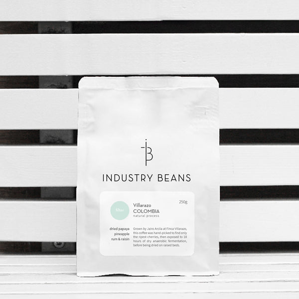 Industry Beans - Specialty Coffee Roasters