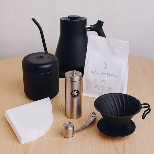 The Full Set Up Brewing Kit