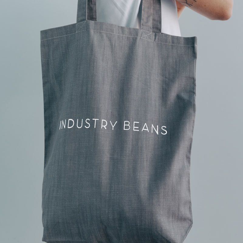 Industry Beans Tote Bag