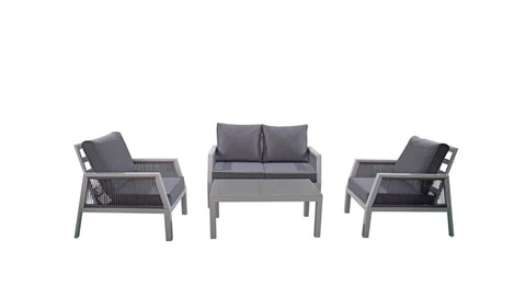 Bettina 4 Seat Sofa Set