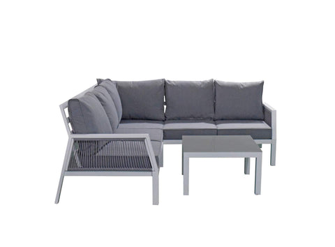 Bettina 6 Seat Corner Sofa Set