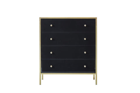 Fenwick 4 Drawer Chest Of Drawers