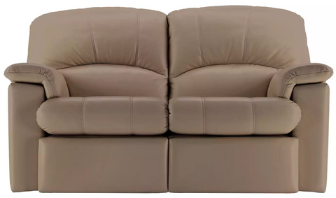 G Plan Chloe Leather 2 Seater Recliner