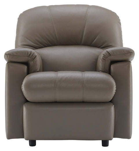 G Plan Chloe Leather Small Armchair