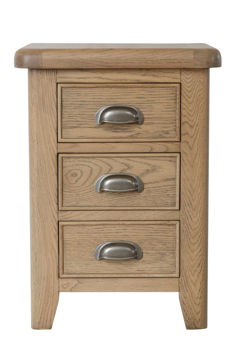 Litchfield Wooden Bedside Table
