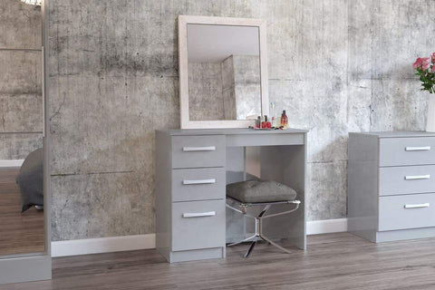 Lynx 3 Drawer Dressing Table
