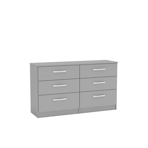 Lynx 6 Drawer Chest Of Drawers