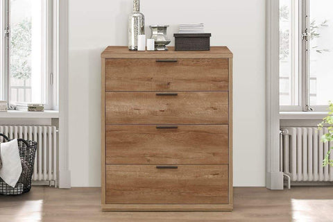 Stockwell 4 Drawer Chest Of Drawers