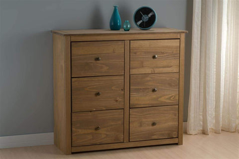Santiago 6 Drawer Chest Of Drawers