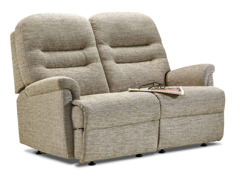 Sherborne Keswick Fabric Fixed 2 Seater Sofa