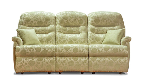 Sherborne Keswick Fabric Fixed 3 Seater Sofa