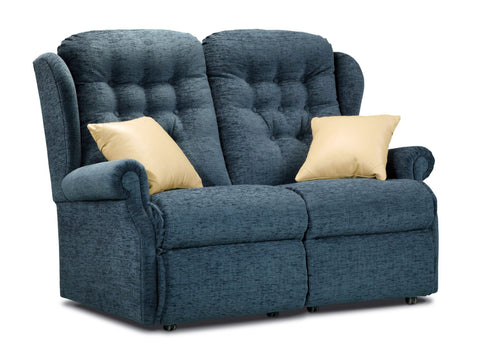 Sherborne Lynton Fabric Fixed 2 Seater