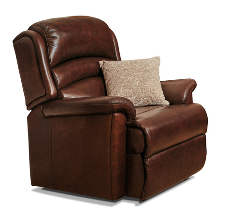 Sherborne Olivia Leather Armchair