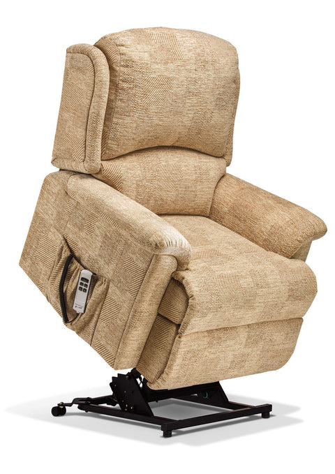 Sherborne Virginia Fabric Electric Lift & Rise Chair