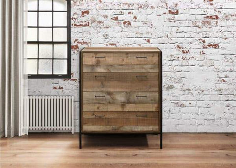 Urban 4 Drawer Chest Of Drawers
