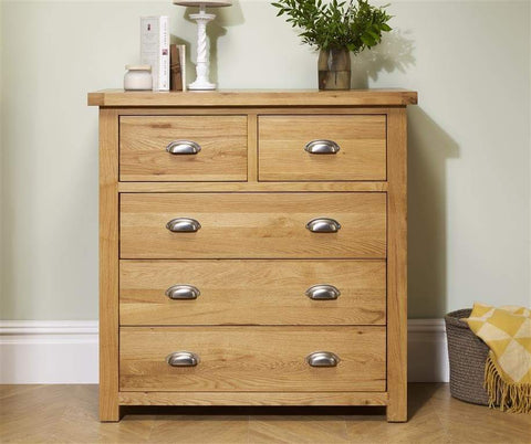 Woburn 3+2 Chest Of Drawers