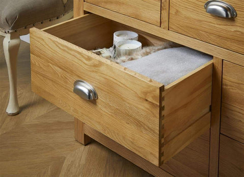 Woburn 4+3 Chest Of Drawers