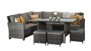 Charlotte Corner Sofa Set (sold out - more stock arriving May 1st - order to reserve)