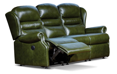 Sherborne Ashford Leather 3 Seat Recliner