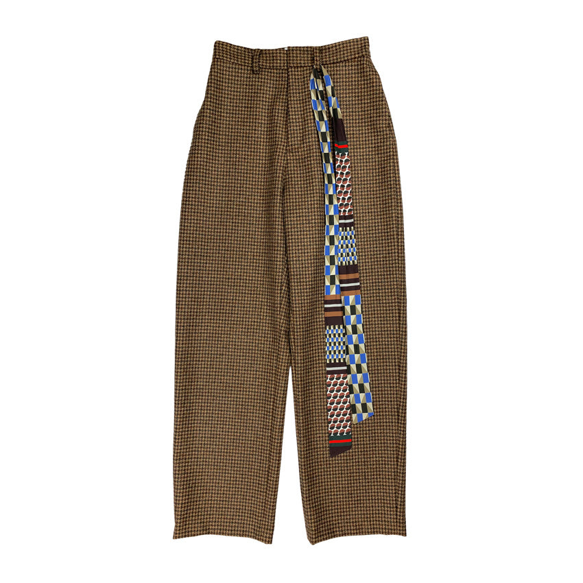[PRE-ORDER] Heritage Wide Pants CHECK