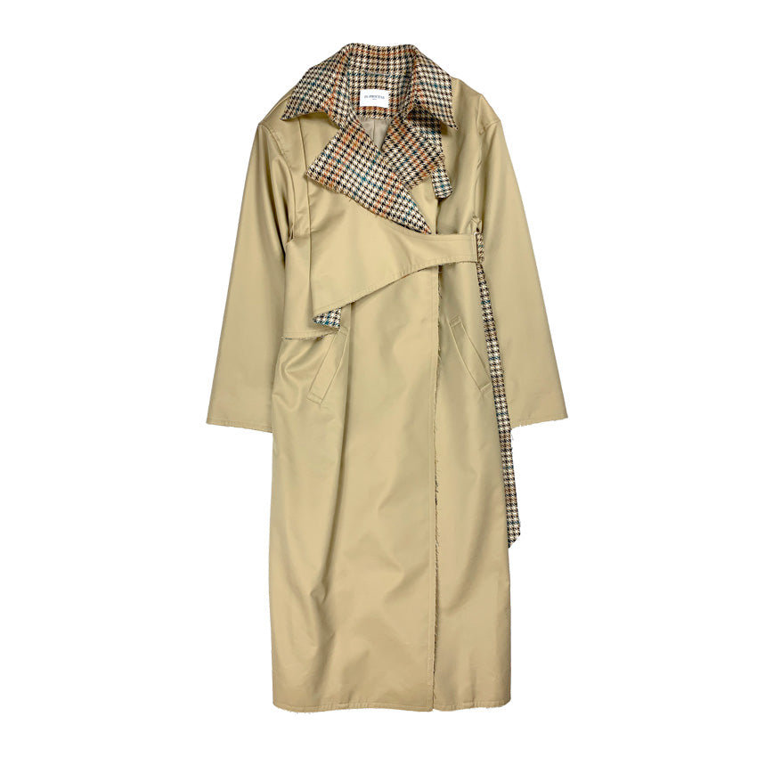 [PRE-ORDER] Corseted Trench Coat CAMEL