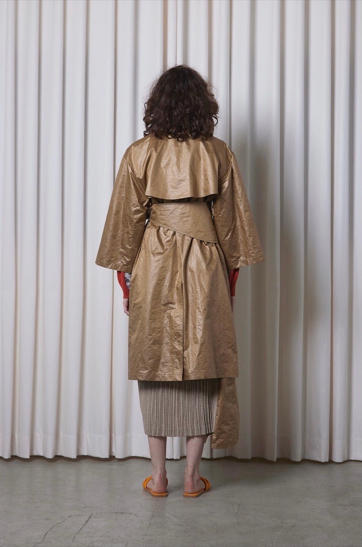 Belted Trench Coat CAMEL
